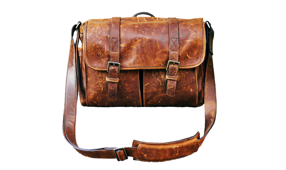 Leather Postal Bags